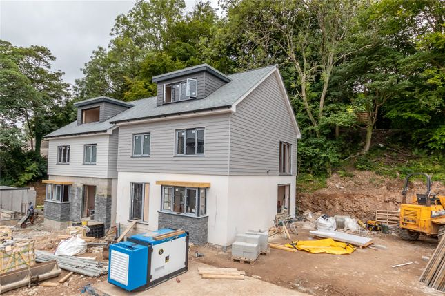 Progress Photo of The Boundary, Gloweth, Truro, Cornwall TR1