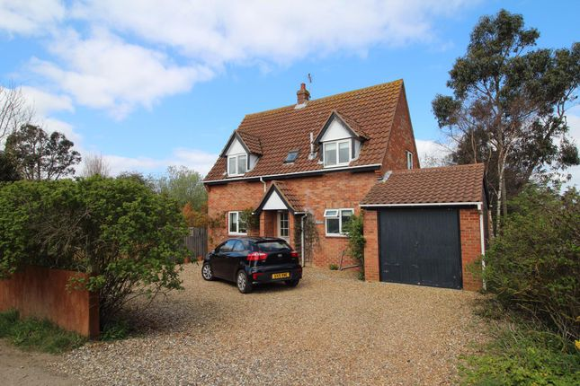 Thumbnail Detached house for sale in Broadwater Road, Holme Next The Sea, Hunstanton