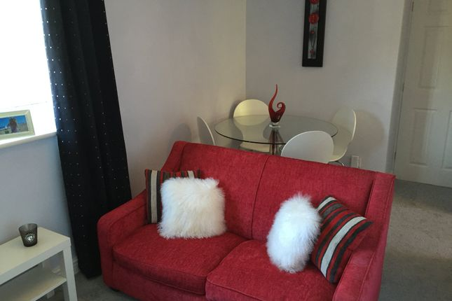 Thumbnail Flat to rent in Millersdale Court, Shirebrook, Glossop