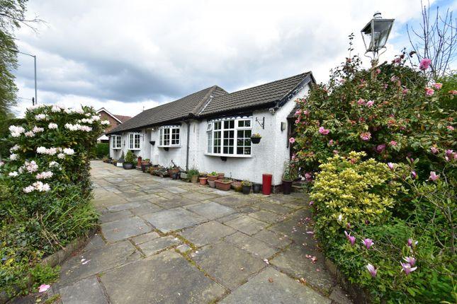 Thumbnail Detached bungalow for sale in Grove Lane, Cheadle Hulme, Cheadle