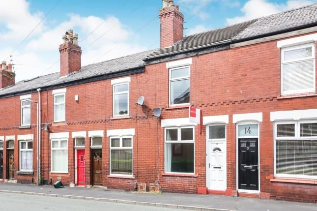 Front of Henry Street, Offerton, Stockport, Cheshire SK1