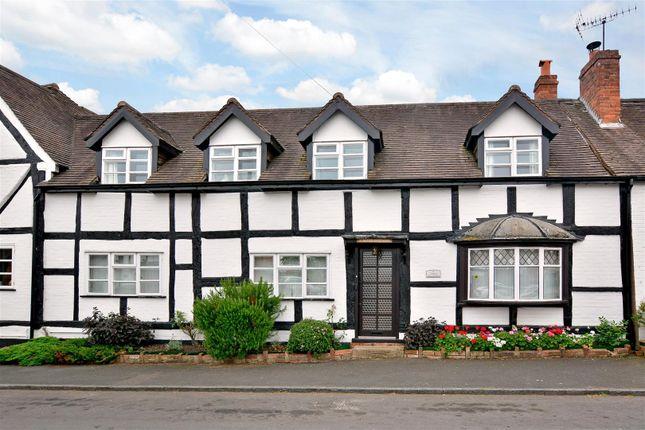 Thumbnail Cottage for sale in The Village, Chaddesley Corbett, Kidderminster