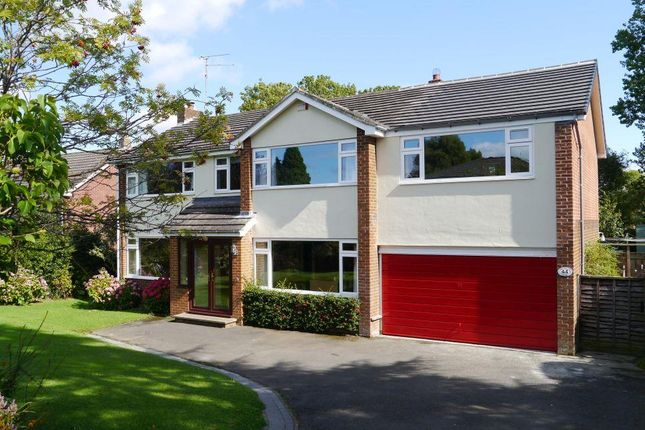 6 bed detached house for sale in Willow Way, Ponteland, Newcastle Upon Tyne