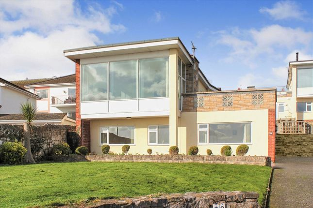 Thumbnail Detached house for sale in Rhos Promenade, Rhos On Sea