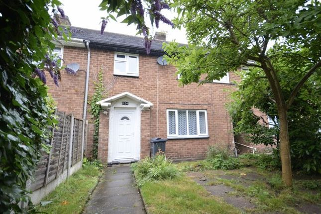 Thumbnail Terraced house to rent in Johnson Road, Erdington, Birmingham