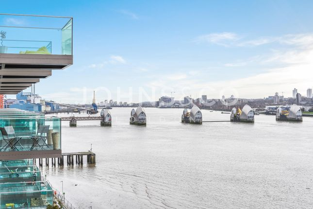 Thumbnail Flat to rent in Kelson House, Royal Wharf, London