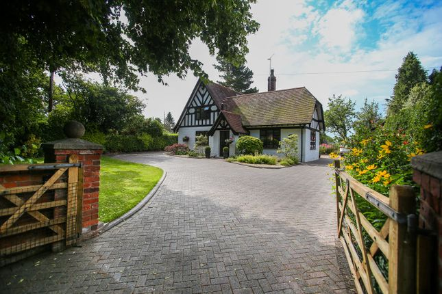 Thumbnail Detached house for sale in Hall Lane, Mobberley, Knutsford