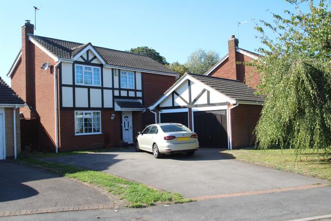 Thumbnail Detached house for sale in Breech Hedge, Rothley, Leicester