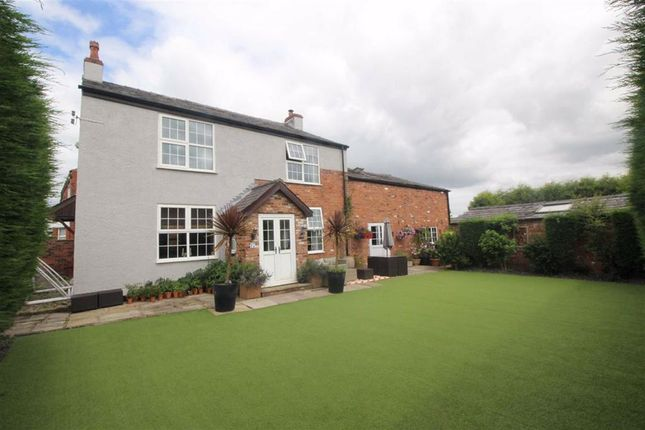 Thumbnail Farmhouse for sale in Leigh Road, Hindley Green, Wigan