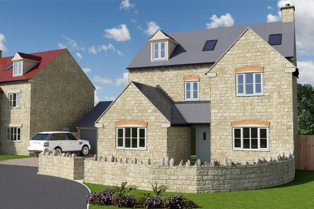 Thumbnail Detached house for sale in Maple House, Plot 1, The Hollows, Long Compton, Shipston-On-Stour