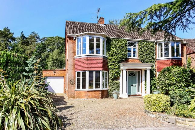 Thumbnail Detached house for sale in Woodlands Close, Ascot