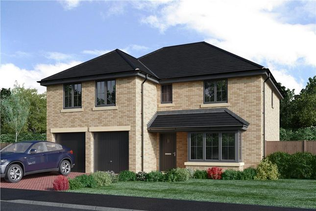 "Thumbnail Detached house for sale in ""The Jura"" at Priory Gardens, Corbridge"