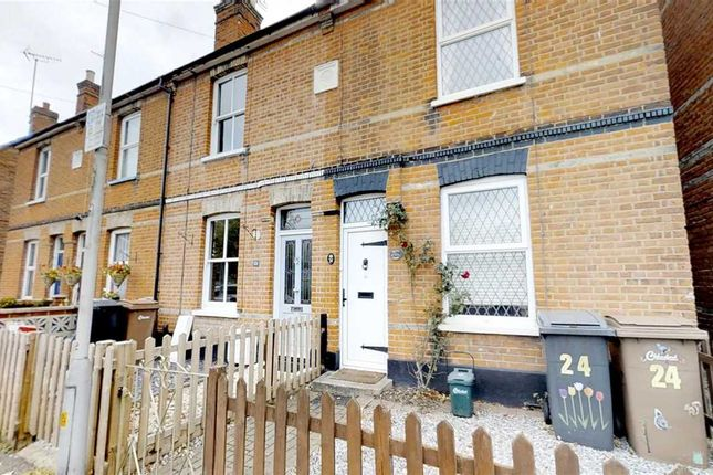 Thumbnail End terrace house for sale in Rochford Road, Chelmsford