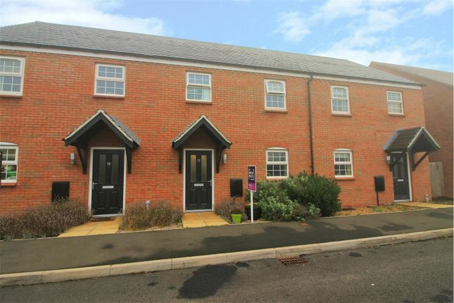 3 bed terraced house for sale in Red Norman Rise, Holmer, Hereford HR1