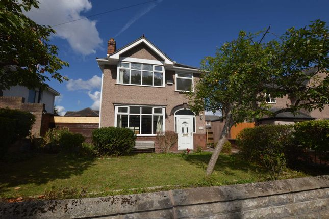 Thumbnail Detached house to rent in Quarry Road East, Bebington, Wirral