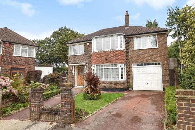 Thumbnail Detached house for sale in Rathgar Close, Finchley