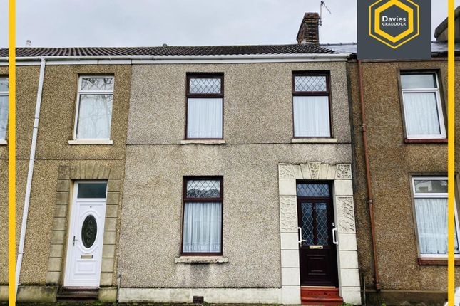 Thumbnail Terraced house for sale in Campbell Street, Llanelli