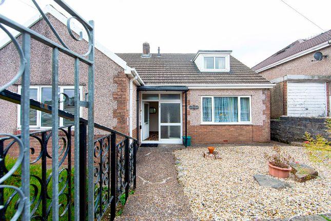 Thumbnail Bungalow for sale in Tyn-Y-Coed, Ystrad Mynach, Hengoed