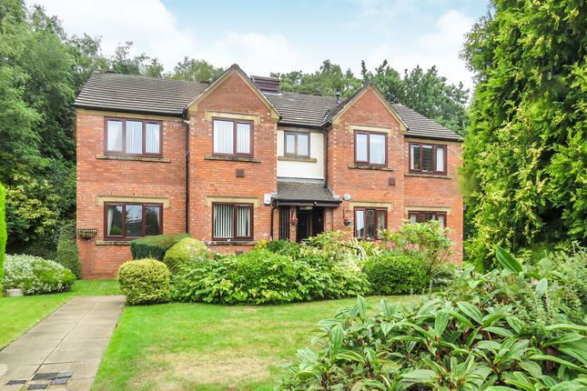 Thumbnail 2 bed flat for sale in Smallwood Mews, Heswall, Wirral