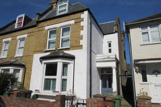 Thumbnail End terrace house for sale in Oxford Road, Wallington