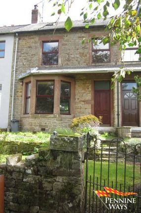 Thumbnail Terraced house for sale in Riversdale Terrace, Gilsland, Cumbria