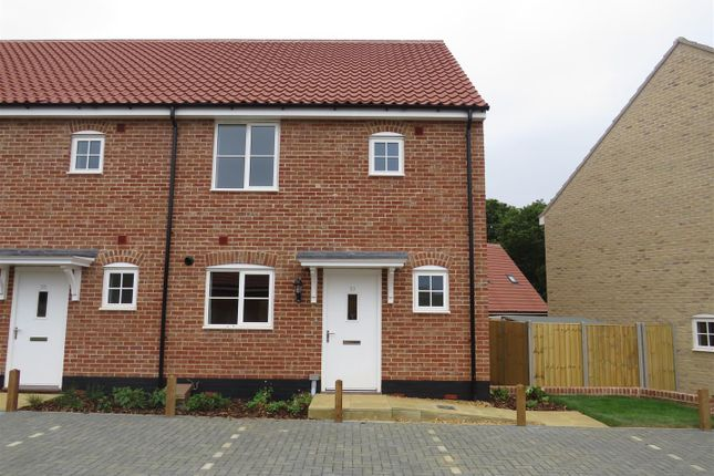 End terrace house for sale in Harrys Way, Hunstanton