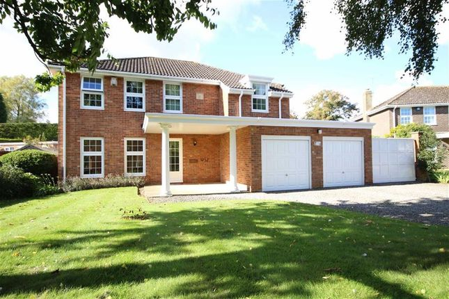 Thumbnail Detached house for sale in Leverton Gate, Broome Manor, Swindon, Wiltshire