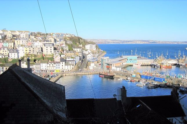 Thumbnail Terraced house to rent in North View Road, Brixham