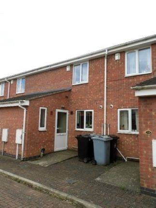 Thumbnail Terraced house to rent in Templars Way, South Witham, Grantham