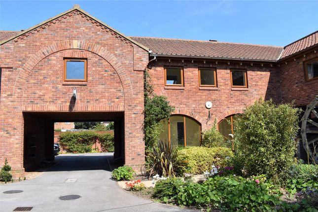 Thumbnail Flat for sale in Greenacres, Beck Lane, Keyingham, Hull