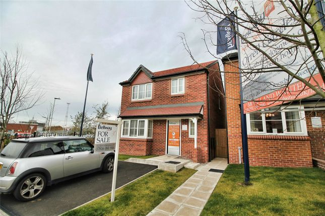 Thumbnail Detached house for sale in Orrell Lane, Orrell Park
