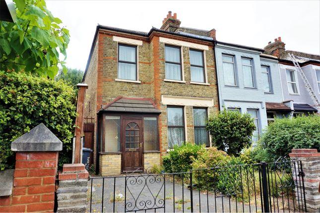 Thumbnail End terrace house for sale in Torridon Road, London