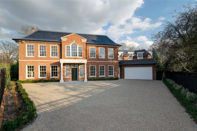 Thumbnail Detached house for sale in Brook Gardens, Coombe