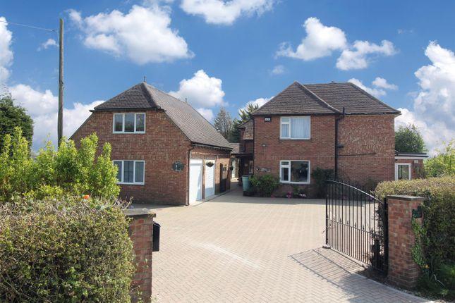 Thumbnail Detached house for sale in Church Lane, Aldington, Ashford Kent