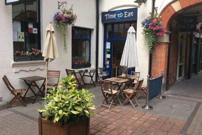 Thumbnail Restaurant/cafe for sale in Worcester, Worcestershire