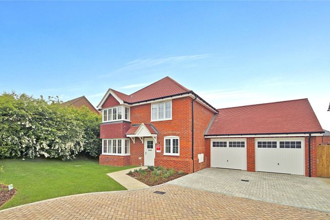 Thumbnail Detached house to rent in Rushland Field, Chinnor