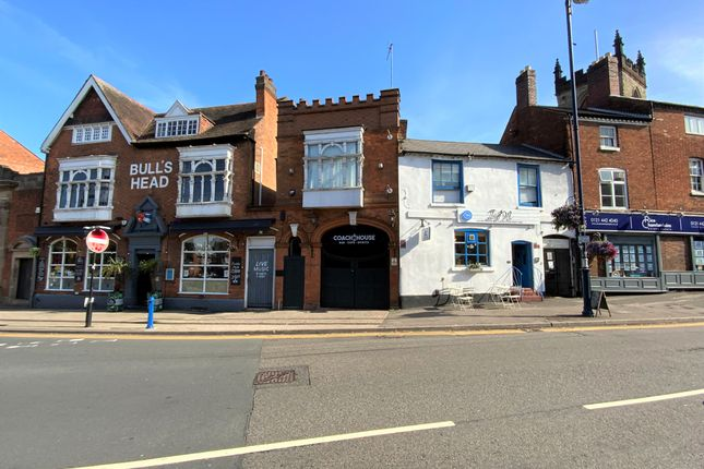 Thumbnail Leisure/hospitality for sale in 23A St Mary's Row, Moseley, Birmingham
