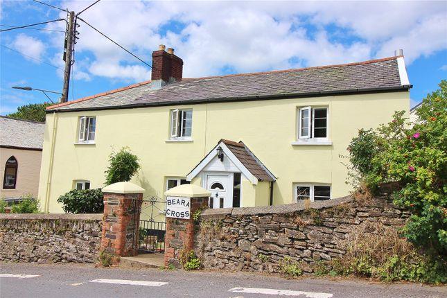 Thumbnail Semi-detached house for sale in Bratton Fleming, Barnstaple