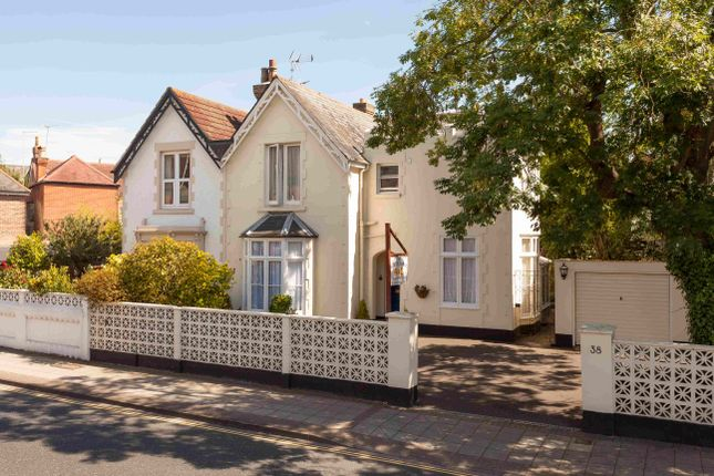 Thumbnail Semi-detached house for sale in Victoria Road North, Southsea