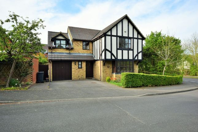 Thumbnail Detached house to rent in Wyndy Lane, Ashford