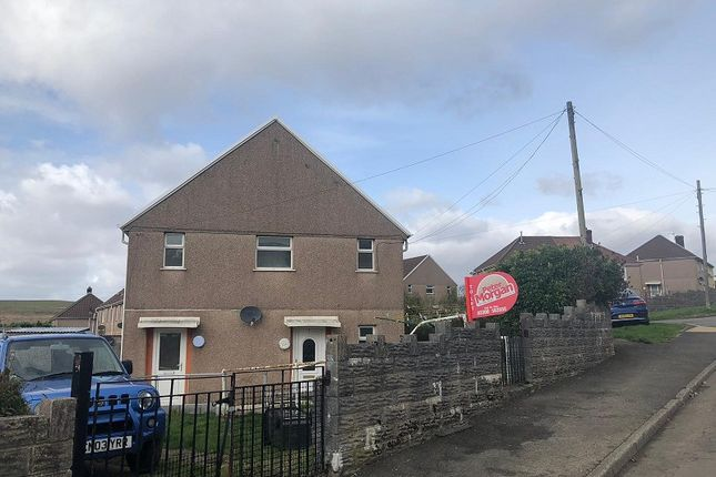 Thumbnail Flat to rent in Heol Hen, Seven Sisters, Neath, Neath Port Talbot.