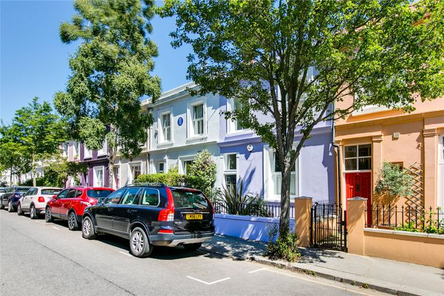 Thumbnail Terraced house for sale in Portobello Road, London