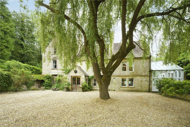 Thumbnail Country house for sale in The Manor House, Monkton Combe, Bath