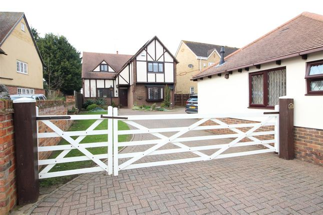 Thumbnail Detached house for sale in High Street, Meppershall, Shefford