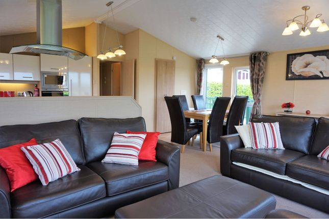 Open Plan Living of White Acre Holiday Park, Newquay TR8