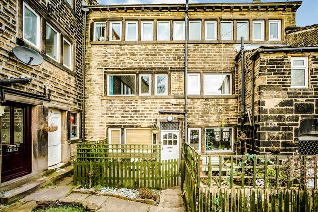 3 bed cottage for sale in Lower Wellhouse, Wellhouse, Golcar, Huddersfield HD7