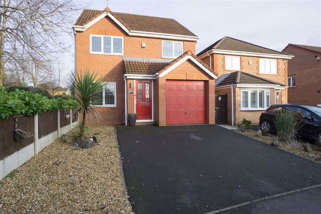 Thumbnail Detached house for sale in Marsham Road, Westhoughton, Bolton