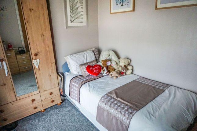 Bedroom Three of Saxon Street, Wrexham LL13