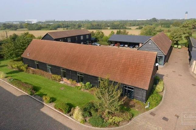 Thumbnail Office to let in Unit 1, Stansted Courtyard, Parsonage Road, Bishop's Stortford