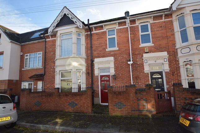 Thumbnail Property to rent in Kingsley Road, Southsea